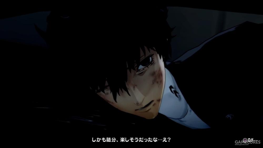 """主角被拷问:""""你(对犯罪)很乐在其中吧"""""""