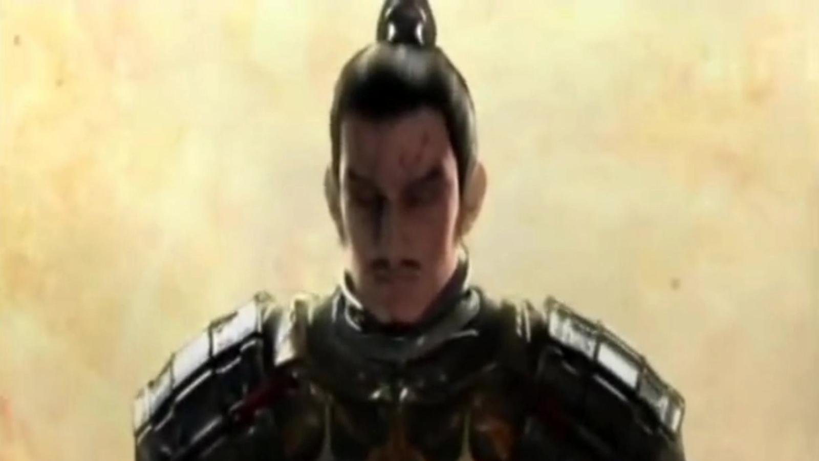 有比當年《鬼武者2》更震撼你的CG嗎?