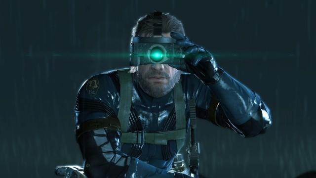我是认真的:《潜龙谍影》其实不是个潜入射击游戏