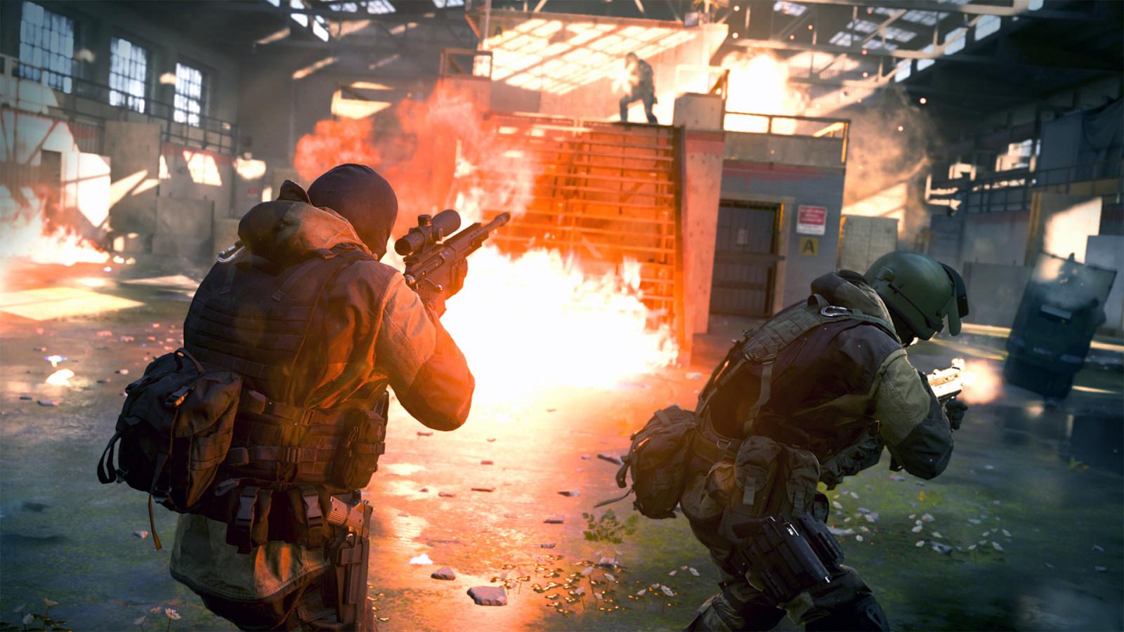 """《使命召唤:现代战争》全新2V2""""Gunfight""""模式正式公布"""