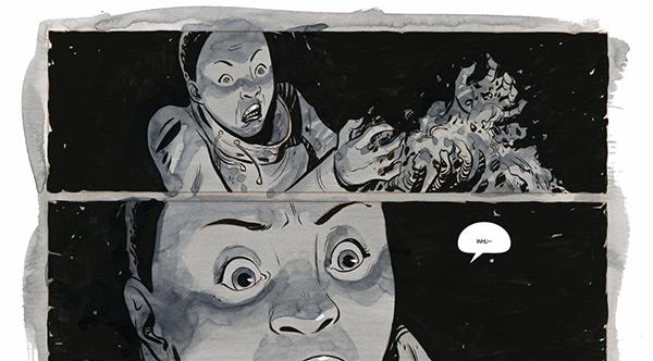黑馬資訊:恐怖漫畫《布萊克莊園》發行第二期單行本