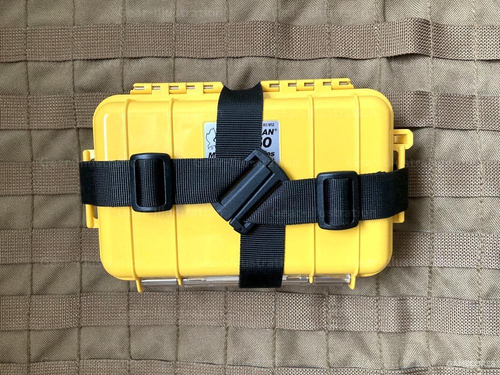 派力肯1050微型盒(外部尺寸:19 x 12.8 x 7.9 cm)