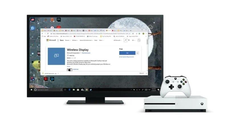 微软推出应用,允许XBOX玩家把电视当成PC的显示器