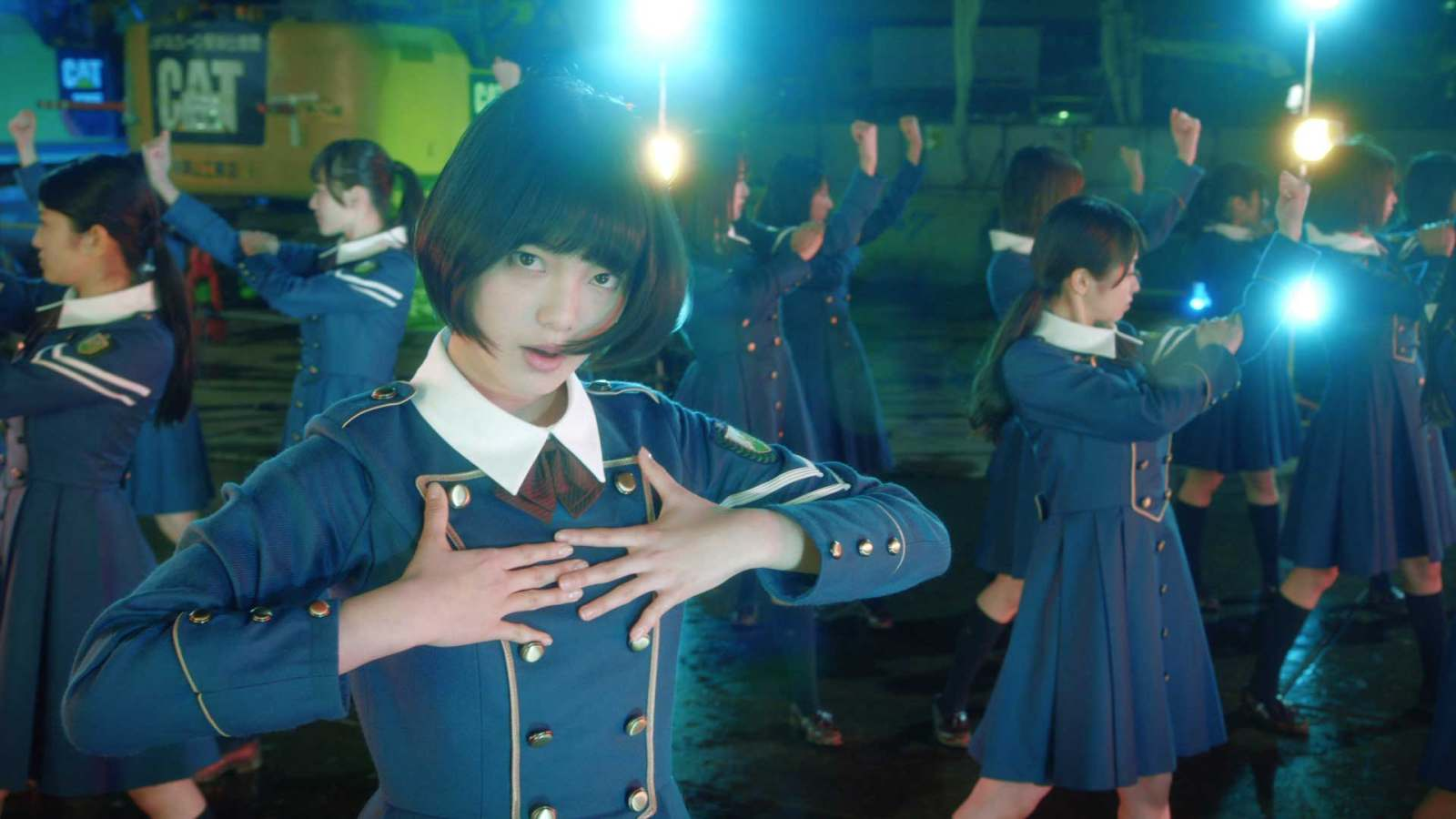 欅坂46结束5年的历史,组合改名重新出发