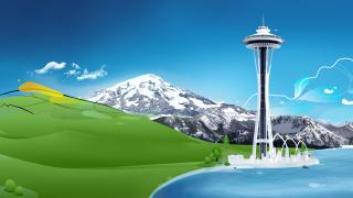 港口城市的游戏业巡礼:带你逛逛西雅图