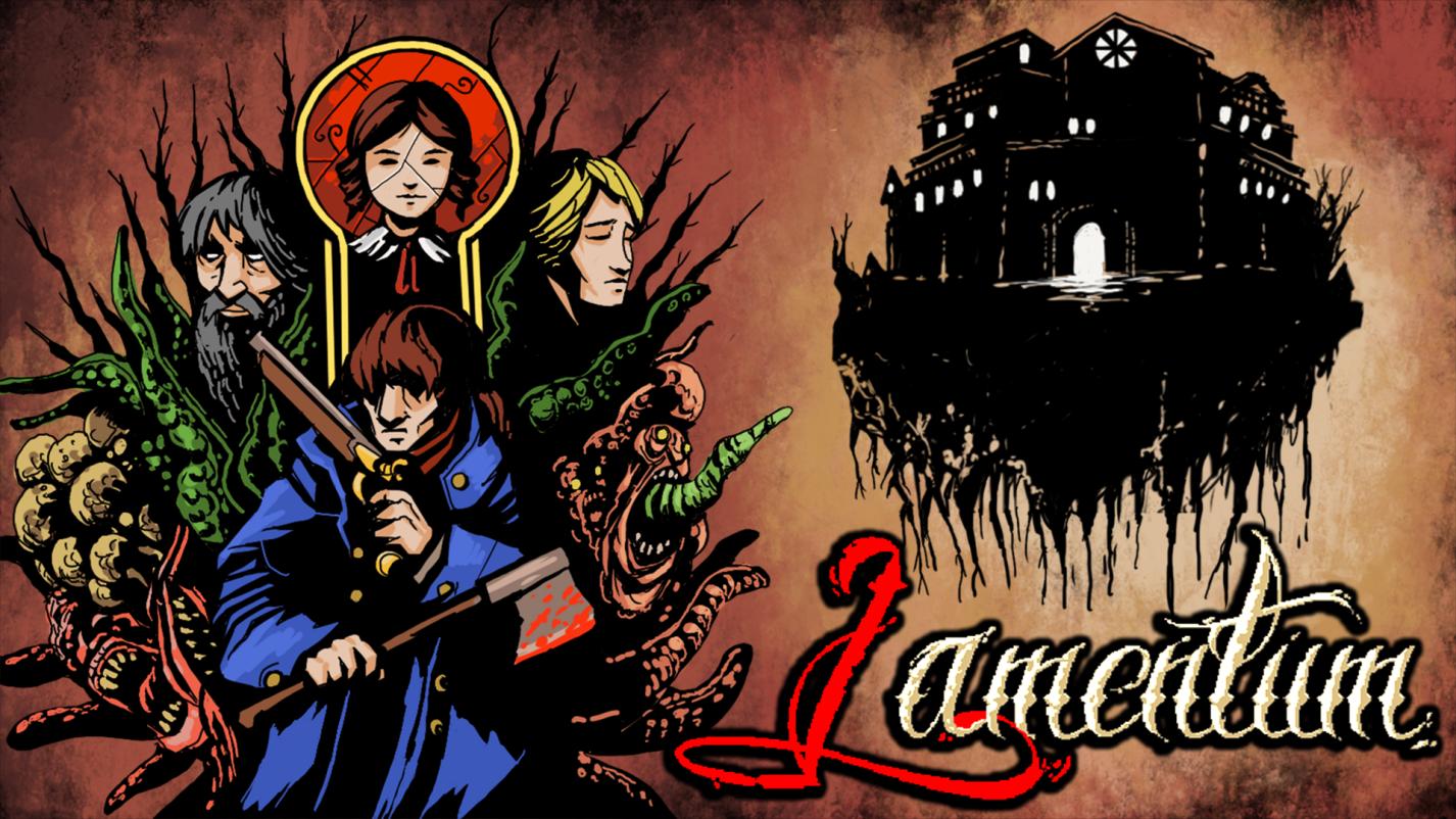 克苏鲁题材,生存恐怖游戏《哀歌(Lamentum)》将于8月31日发售