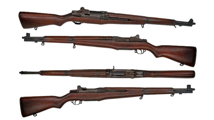 """清脆的""""Ping""""!那些有關M1式加蘭德步槍的故事"""