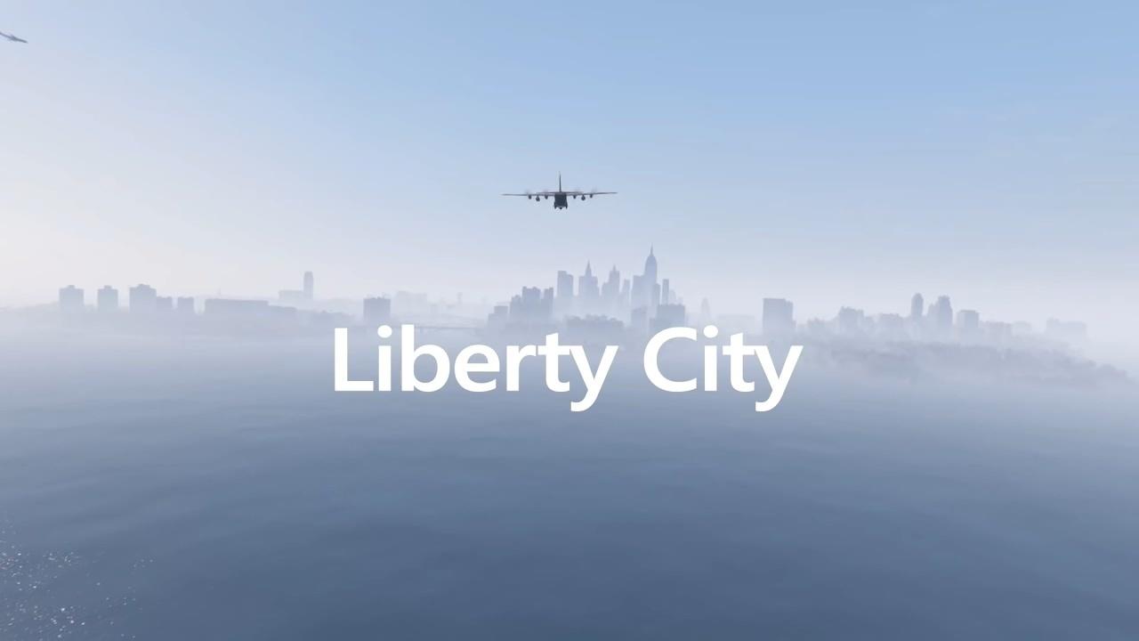 這幫人要把自由城做進《GTA5》裡!