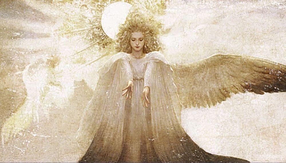 神巫受全世界人民的爱戴