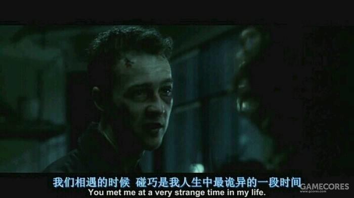 比如《搏击俱乐部》,一开场给的是泰勒把枪塞到杰克的嘴里,影片的绝大多数时间都是杰克对两人关系的回忆,直到影片结尾故事才转回了被绑架的杰克身上。