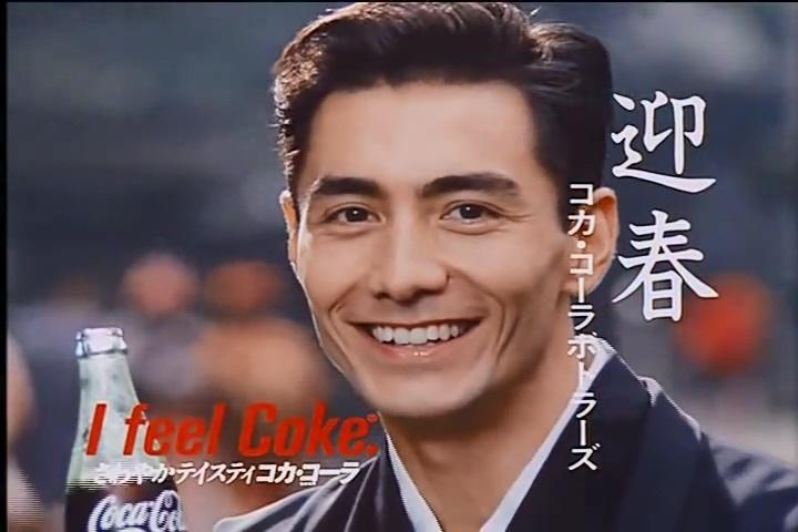 """八十年代的日本,可樂或許真的是能讓人幸福的""""快樂水"""""""