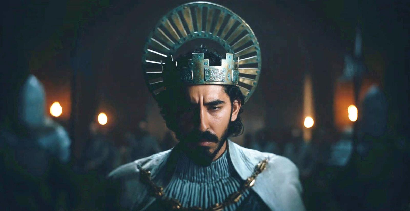 不一样的亚瑟王传说:《鬼魅浮生》导演新作《绿衣骑士》发布预告
