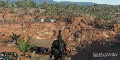 游戏中的kungenga矿区