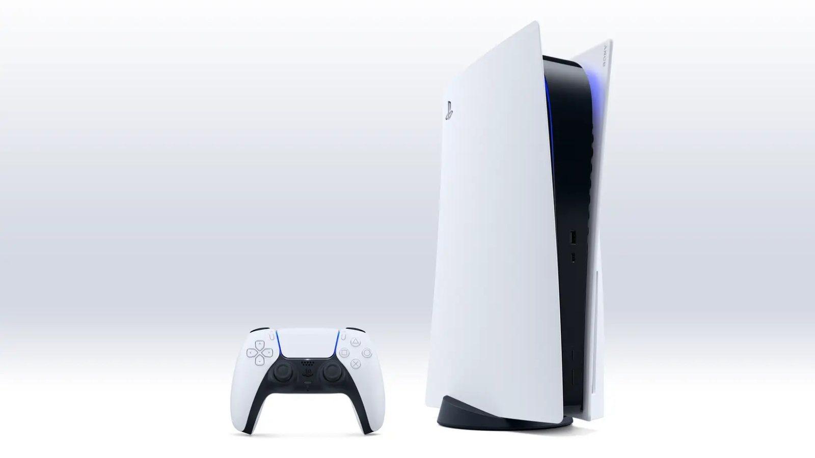 PS5将于明天推送更新,开放M.2 SSD硬盘插口