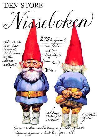 挪威的尼塞矮人