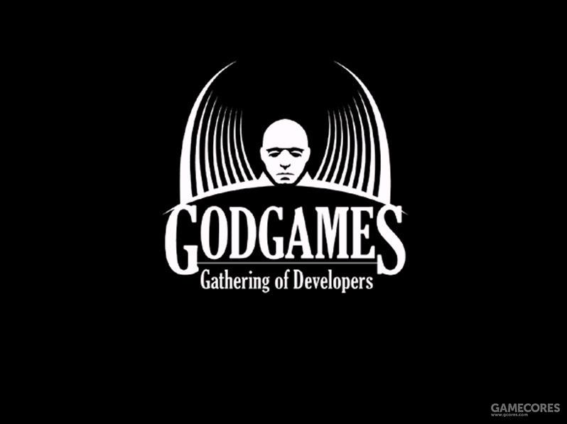 GOD Games LOGO