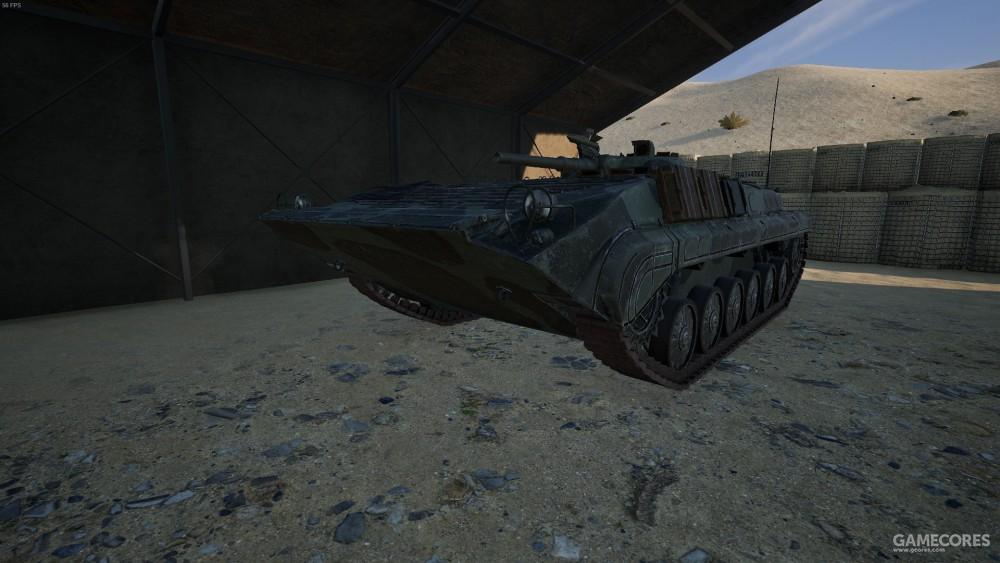BMP-1 步兵战车
