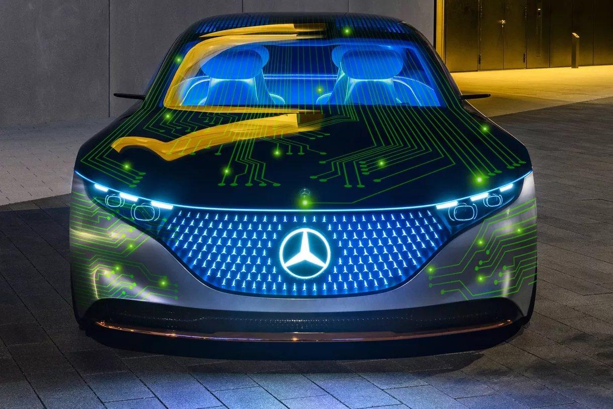 奔驰与英伟达联手开发全新车载计算平台,计划2024年面世