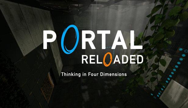 """大型模组《传送门:Reloaded》发布1.0.1更新,Steam评价""""好评如潮"""""""