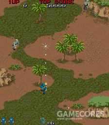 《战场之狼》游戏画面