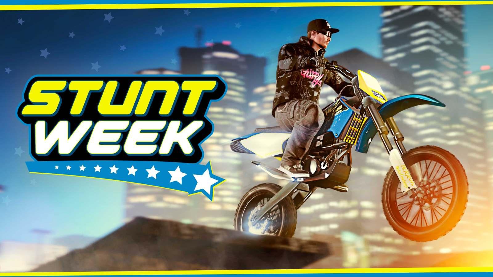 《GTA5》在线模式开启极限挑战周:完成飞车特技即可赚取50万游戏币