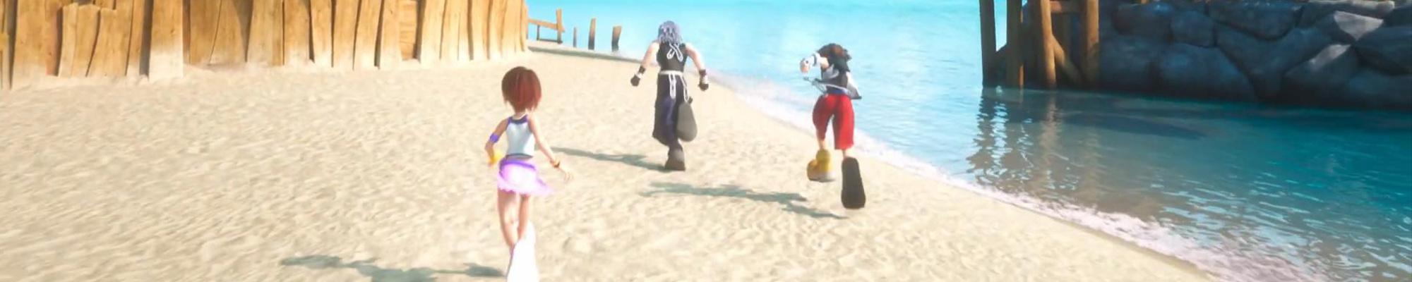 《王国之心3》公布主题曲与开场动画