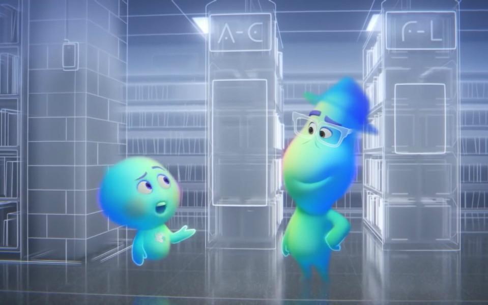 皮克斯全新动画长片《心灵奇旅》正式确定将于12月25日登陆内地院线