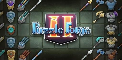 與其無聊等待,不如玩個手遊(一):Puzzle Forge 2