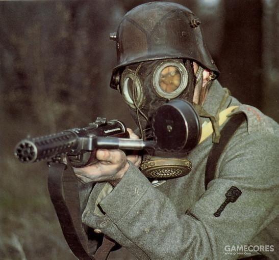 一战德国的暴风突击队