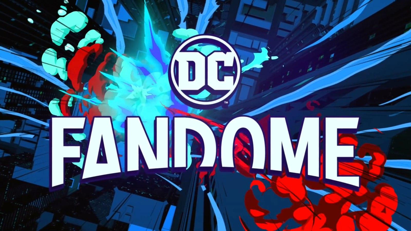 DC FanDome 2021将在北京时间10月17日凌晨1点举办