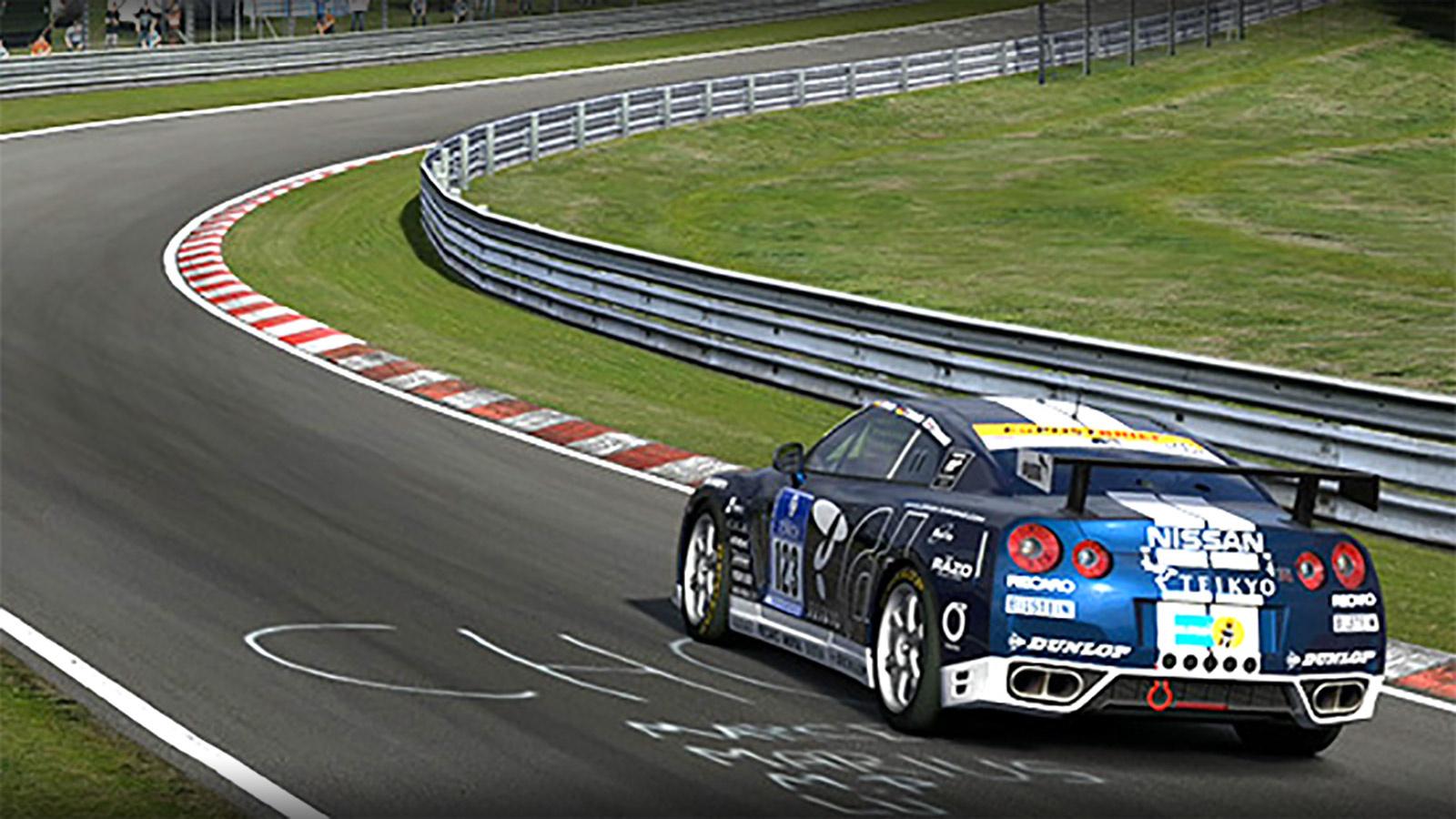 擬真賽車遊戲是玩家的另一種自虐