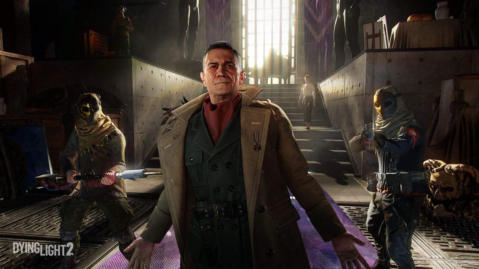 《消逝的光芒2》公开E3小黑屋26分钟游戏演示