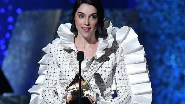 """第61届""""格莱美""""奖完整获奖名单释出,Lady Gaga五提三中 ,《This is America》获年度歌曲"""