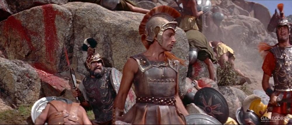 亚历山大救了腓力二世一命