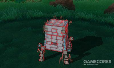 听说它们堆积起来,合而为一形成一个集合体。