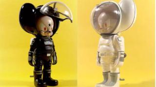 他15年前设计的太空鼠,即使今天也不会过时!