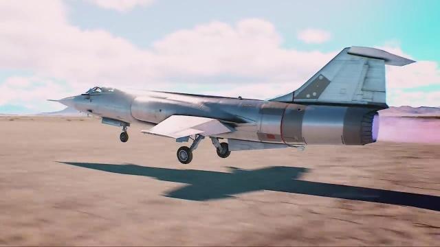 起飞的日子近了:《皇牌空战7 未知天际》放出开场动画