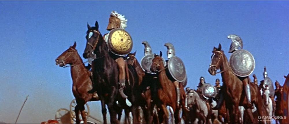 马其顿骑兵