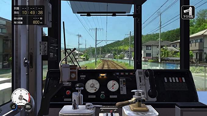 PS4版《日本铁路!线路 �鄙降绯灯�》将于12月10日发售,着重写实表现