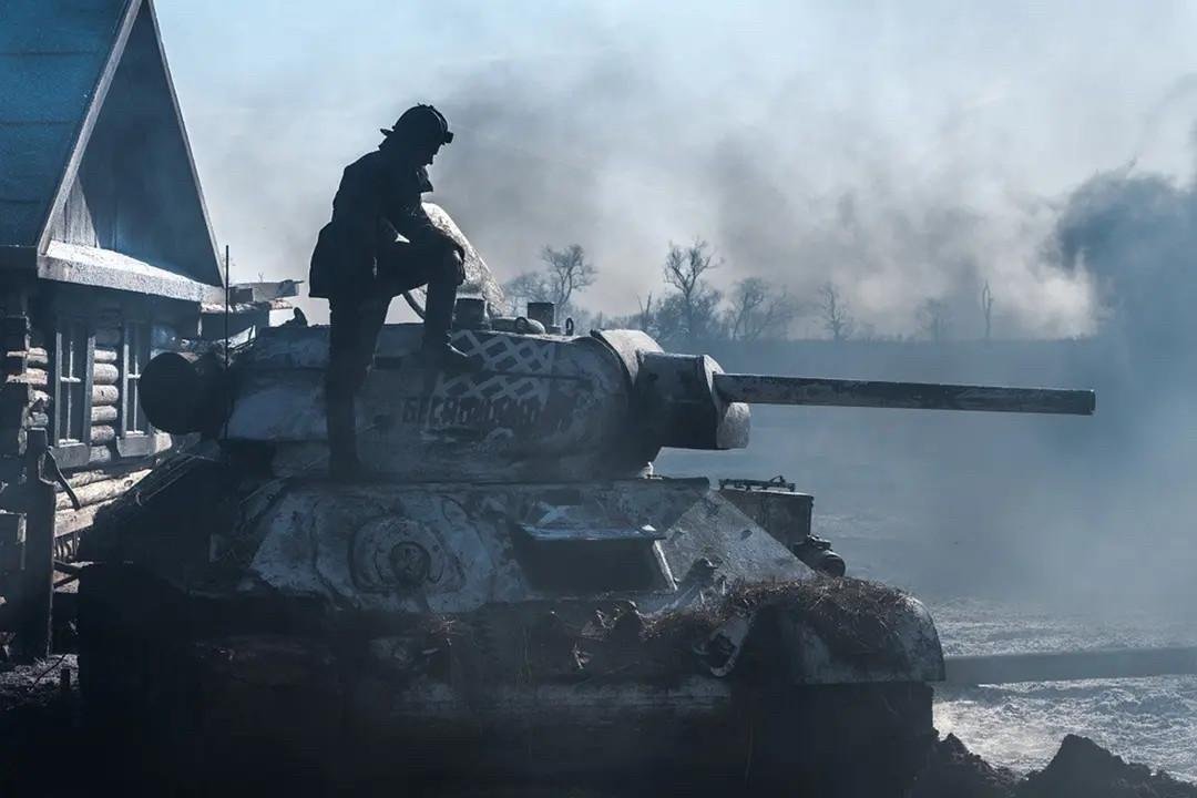 《猎杀T34》正式确定将于12月11日登陆内地院线