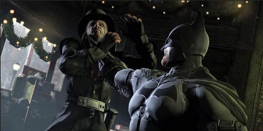 蝙蝠侠:阿甘起源 最新画面