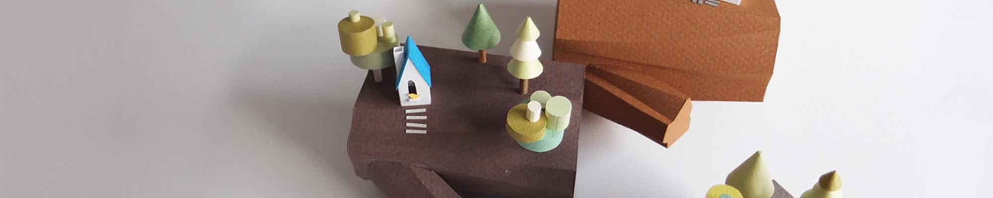 掌中乾坤,来自台湾的乐高设计师创作的小玩意儿