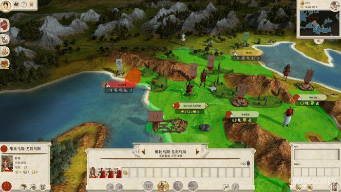 元老院对你的期望很高:《全面战争:罗马重制版》评测