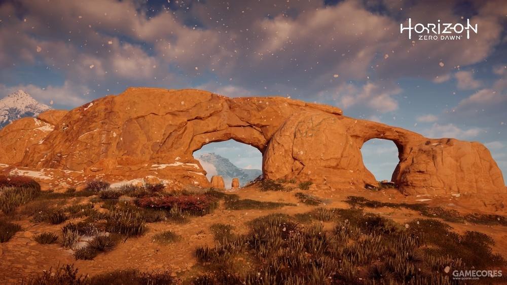游戏中的窗之拱门(Windows Arch)