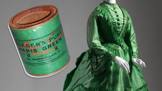 好好的怎么就绿了呢?维多利亚时代比绿帽子更恐怖的绿色杀人传说