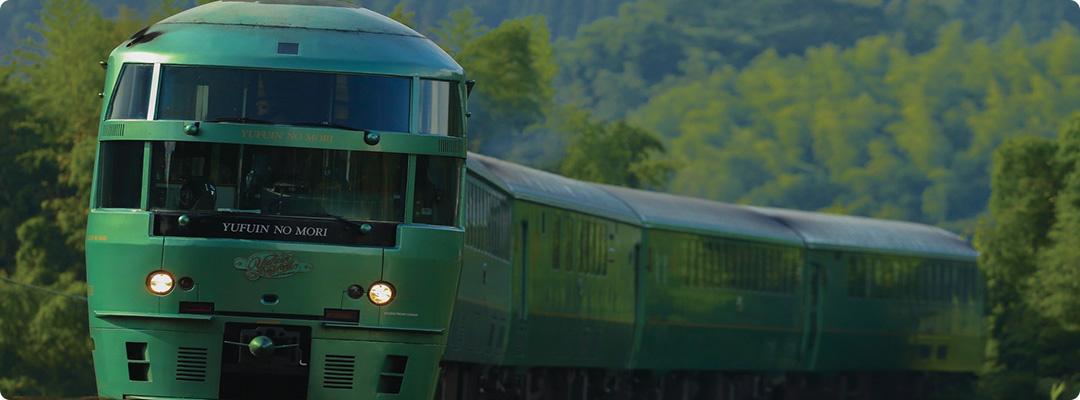 轨道上的九州:以自身经历来说说JR九州的观光列车