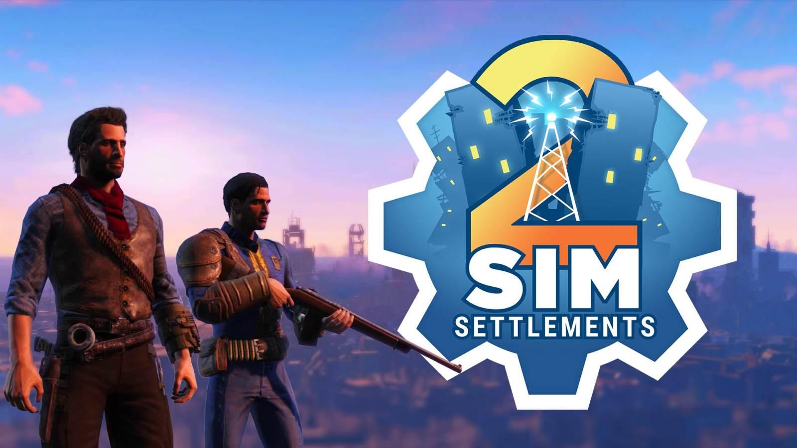 "《辐射4》Sim Settlements Mod 第二章""Gunner Outbreak""将于今年秋发布"