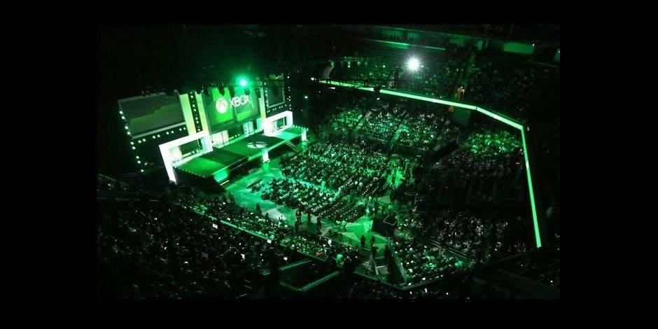 Xbox E3 2014 发布会视频播网址!