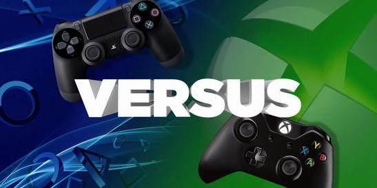 预订战!PS4 vs XboxOne!