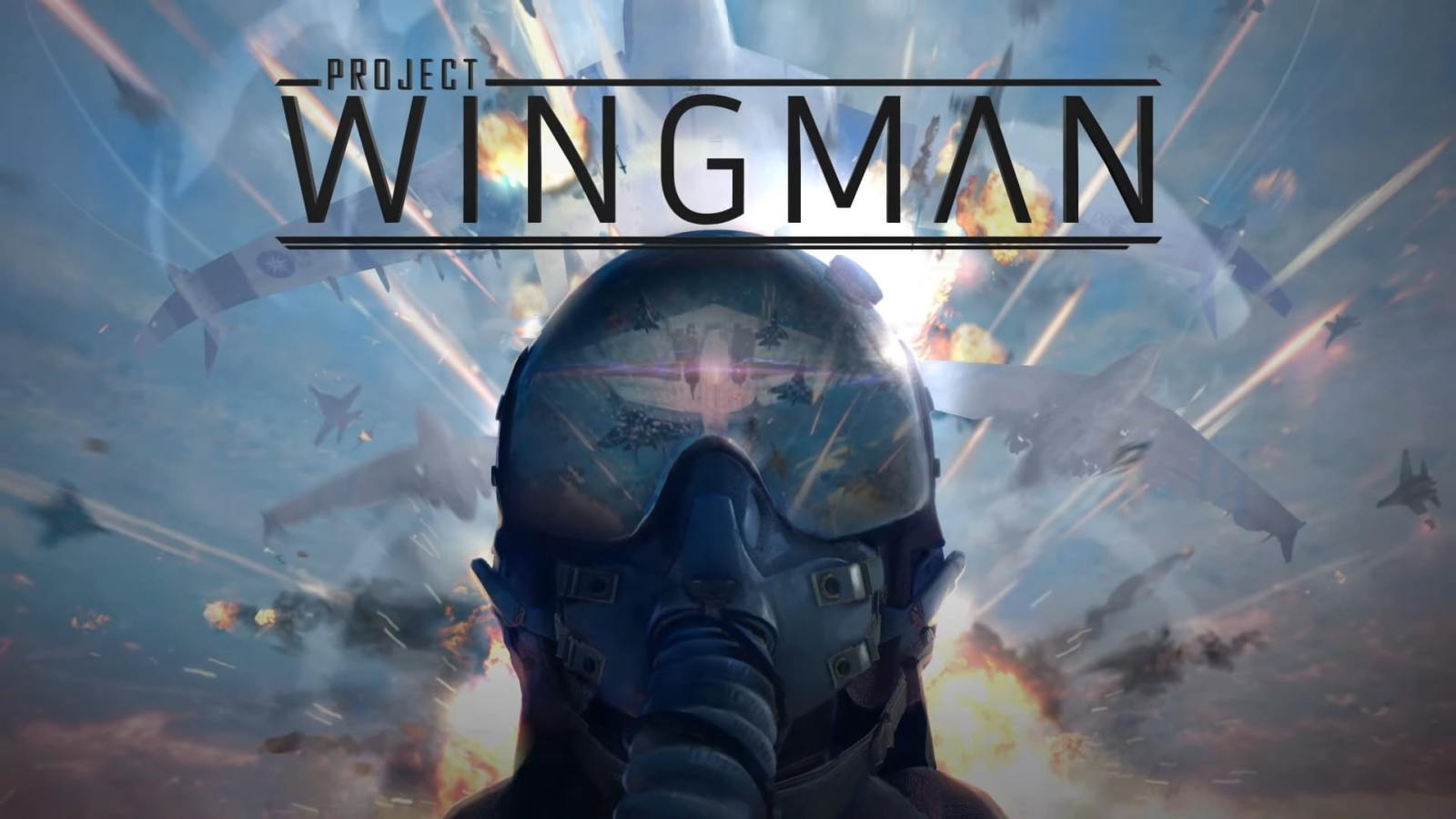有roguelike的空战,《Project Wingman》正式登陆Steam